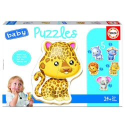 BABY PUZZLE ANIMALES...